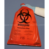 INquiry about customized plastic medical biohazard waste bag in China