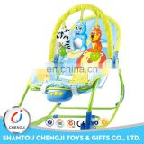 Best price multifunctional soft material plastic bouncer baby rocking