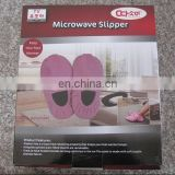 Microwave Slipper