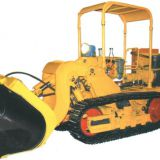 Full hydraulic side-mounted rock loader