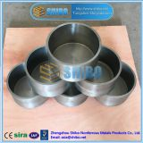 Factory Direct Supply High Purity Molybdenum Cup, Moly crucible