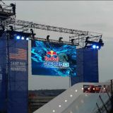 P4.81 outdoor rental led display screen