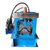 Building material 312mm roofing ridge cap making machine