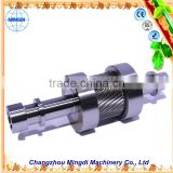 manufacturers of bicycle Machinery lacrosse shaft spline shaft coupling / transmission parts spare part drive shaft