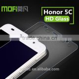 MOFi Original Honor 5C Tempered Glass, 2.5D Full Cover Screen Protector Film Replacement for Huawei Honor 5C
