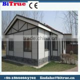 Light Steel Construction well designed Luxury prefabricated houses                                                                         Quality Choice