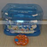 plastic pvc inflatable beach baby swim pool