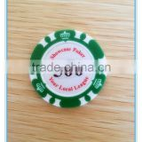 Custom Casino Ceramic Poker Chips