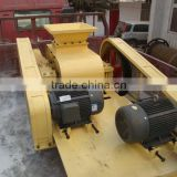 Fine sand making machine Impact stone crusher double roller crusher