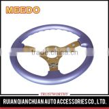 ABS auto classic wood steering wheel