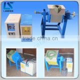 Industrial High Frequency Induction Gold Melting Furnace For Sale                                                                         Quality Choice