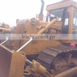 D6D crawler bulldozer used condition crawler moving type D6D crawler bulldozer second hand D6D buldozer for sale