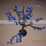 168PCS LEDs Bonsai Tree flower led light holiday time lights