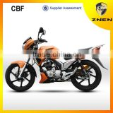 Chinese eec motorbike ZNEN CBF 50CC gas powered motor quality parts