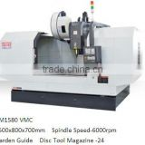VM1580 3 Axis High Precision Vertical CNC Machine Center Price