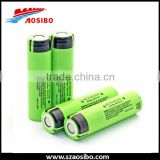 new High Quality ncr18650b 3400mah Rechargeable Battery NCR 18650B 3.7v Li ion battery