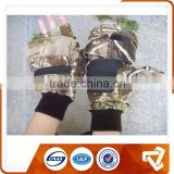 Camouflage Spear Fishing Gloves Made In China
