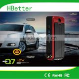 car emergency jump starter car jump starter 12000mah mini booster jump starter for a car