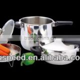 3+7L 22CM 4l induction pressure cooker pot