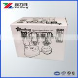 Hot sale custom design paper box for baby pedestal pan, kids toilet                                                                                                         Supplier's Choice