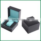 Luxury Plastic Wholesale watch Box, High end luxury black paper watch packing box ,Special Design Paper watch Box Wholesales