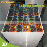 100% Factory Best 3d lenticular 3d printing service                                                                         Quality Choice