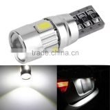 car styling Auto LED T10 194 W5W Canbus 10 smd 5630 for LED Light Bulb No error led light parking T10 LED Car Side Light