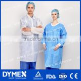 Medical Disposable Nonwoven Patient Gown