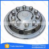 19.5-22.5 Yutong parts Bus stainless steel wheel cover