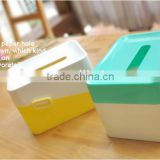 hot sale Malaysia Rectangle Plastic Tissue paper gift Box