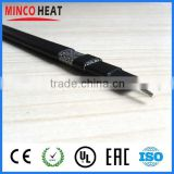 thermal oil heater preterminated heat tracing cable self regulating heating cable for snow melt on the road