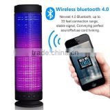 New Item !10W Super Big Sound Portable Wireless Bluetooth 4.0 Stereo Speaker , LED Chaning Light Bluetooth Speaker