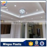 building material of strech ceilings china film for pvc panel