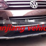 Touareg 2013 of Car Bumper Protector Front Guard Volkswagen and Rear Guard Protector