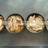 high quality double clean canned mackerel with vegetable oil                                                                         Quality Choice