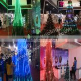 outdoor led christmas tree/led weeping willow tree lighting/led cherry blossom tree light