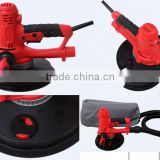 Electric 800W Drywall Sander Sanding Paper Sand Pad Adjustable Speed sandpaper Mod.180D red color factory selling