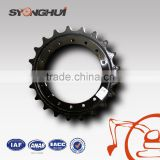 Undercarriage drive roller, chain sprocket for excavator,PC200-3 PC200-5 PC200-6 excavator sprocket