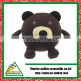 Animal Shape Filled Toy For Children Brithday Gift/Polystyrene Beads Bear Toy