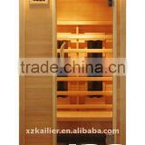 1person Infrared sauna With Ceramic Rod Heater ETL/CE/ROHS approved