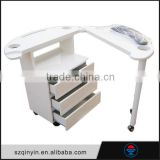 100% good quality comfortable durable simple& classic design functional nail table dust collector