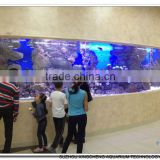 Big Wall fish aquarium/Wall Mounted Fish Tank