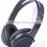 Newest Hight quality headphone mp3 fm radio with memory card