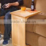 2015 new arrival cheap l shaped sofa corner table best convenient living room sofa corner coffee table sofa server wholesale