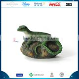 Unique Cute Polyresin Customized 2016 New Design Ornament Resinlizard Cabrite Animal Statue Decoration