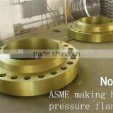 DIN Flange Carbon Steel pipe & DIN Flange ERW Welded steel pipe fitting