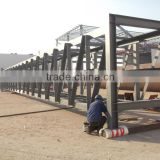 China Histro High Quality Light Steel Structure (I beam, H beam, tubular steel, angular steel)