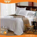 China fabric textile bright color bed scarves and runners