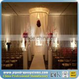 RK portable used pipe and drape for sale wedding pipe and drape wedding mandap
