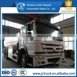 Chian famous brand and best quality Howo sino 6x4 LPG tank aerated truck of factory net price